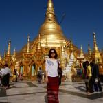 ヤンゴン旅行記2