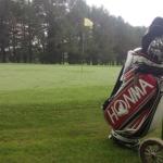 ゴルフラウンドでは練習と同じように打とう!